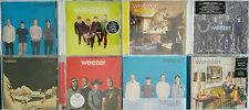 WEEZER lotto stock 8 cd originali