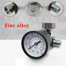 Car pressure Regulator compress Air compressor  Pressure regulating Press Gauge