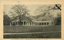 A View Of The Residence of Lawrence Buller, St James, L.I. New York NY