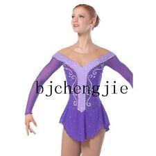 Nice custom Figure skating Competition dress 8803