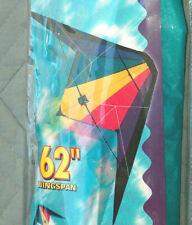 "Spectra Xpress Rare 62"" Ripstop Nylon Dual 2 Line Air Frame Stunt Sport Kite Nip"
