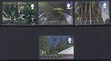 Bermuda: 1998 centenario de Jardines Botánicos juego SG815-8 Estampillada sin montar