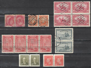 Canada Selection of Mixed Multiples