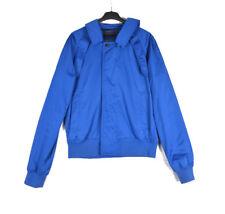Gucci Hooded Men Silk Blend Jacket Coat Size ITA 54