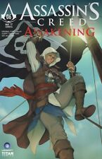 Assassins Creed Awakening #6 (Of 6) Cover A Comic Book 2017 - Titan