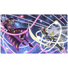 FREE SHIPPING Custom Yugioh Playmat Shaddoll Construct Evilswarm Exciton Knight