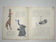 Les contes du ver luisant Le voleur d'hippopotames 1945 Daniel Clouzot Dawint