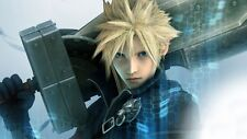 FINAL FANTASY VII 7 24x36 poster PLAY STATION SONY VIDEO GAMES CLOUD STRIFE 3D!!