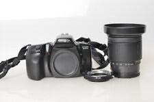 Minolta SLR 500SI Tamron 28-200mm/3,8-5,6 Zubehör