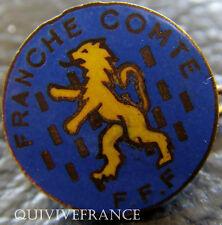 BG5462 - INSIGNE FEDERATION DE FOOTBALL  DE FRANCHE-COMTÉ
