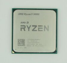 Ryzen 5 3400G 3,7 GHz Quad Core Processor - AM4 Cpu Vega 11 IGpu + Wraith Cooler