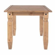 Square Pine Kitchen & Dining Tables with Flat Pack