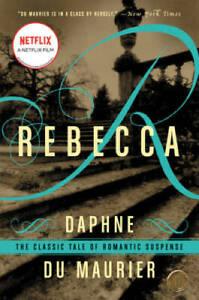 Rebecca - Paperback By Daphne Du Maurier - GOOD