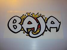 2 - Baja boat decals  baja marine vinyl  10 inch sunburst decal set