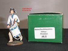 KING And Country AR15 FR REGGIMENTO batterista metallo giocattolo soldato figura