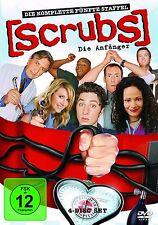 SCRUBS, Die Anfänger: Staffel 5 (4 DVDs) NEU+OVP