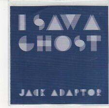 (DL965) Jack Adaptor, I Saw A Ghost - 2012 DJ CD
