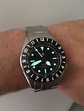 CUSTOM SEIKO skx013 Automatic 200m mid-size Diver - Very rare