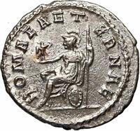 GALLIENUS Authentic Ancient 260AD Antioch Roman Coin ETERNAL ROME ROMA i84453