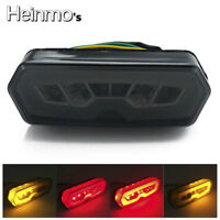 For Honda MSX 125 Grom 2013-2016 Rear Integrated Tail Light Brake Signals Smoked