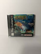 Treasures of the Deep (Sony PlayStation) *COMPLETE & TESTED - SHIPS FAST*