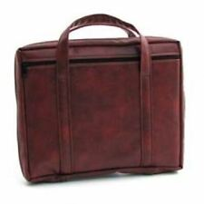 Dake Large Print Bible Cover, Burgundy
