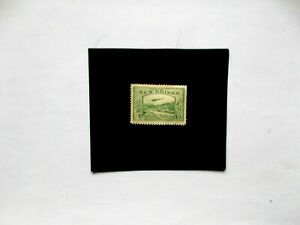 NEW GUINEA: 1939 1/s Airmail Pale blue green MM Sg221