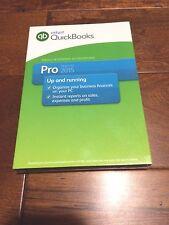 Intuit Quickbooks Pro 2015 For Windows Full Retail US Version *Brand New*