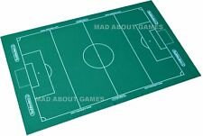 More details for subbuteo pitch full size sports football soccer calcio cotton toy miniature