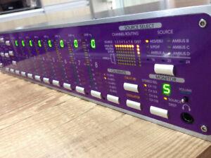 Apogee AD-8000 with DIGI card ambus