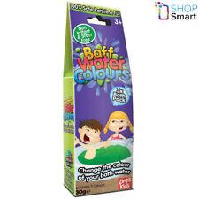 Gelli Baff Water Colours Red Green Blue 3 Pack Bath Kids Children New