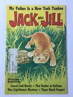 June 1970 Jack And Jill ~ NEW YORK YANKEES, Laurel And Hardy, rodeo at Salinas
