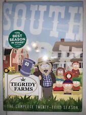 South Park The Complete Twenty-Third Season (Dvd, 2-Disc) New & Sealed Us Seller