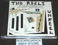 THE REELS - UNREEL -12 TRACK RARE CD- (BPCD 5037 RCA)