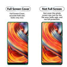 Pack of 3 Anti-Scratch Lcd Screen Protector Guard Film For Xiaomi Mi Mix 2s