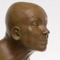 The Simpleton by Franz Messerschmidt, Sculpture, Art, Gift, Ornament.
