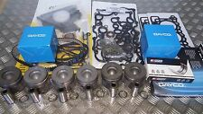 DISCOVERY RANGE ROVER SPORT 3.0 ENGINE REBUILD KIT+0.5mm .PISTONSx 6 -2010 on