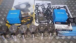 DISCOVERY RANGE ROVER SPORT 3.0 ENGINE REBUILD KIT-STD.PISTONSx6 -2010 on