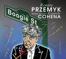 BOOGIE STREET- Przemyk Renata CD POLISH Shipping Worldwide