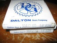 "NEW Dalton Gear Sprocket  Idler / 5/8"" Bore /  pn#- 50A17-105"