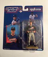 1998 MLB Starting Lineup Tom Glavine Atlanta Braves Action Figure