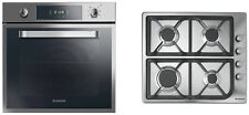 Hoover HPRGM60SS Gas Hob with Multifunction Easy Clean Oven - Install & Recycle