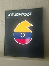 Formule 1 GP van Belgie Startgridbord Montoya 2001