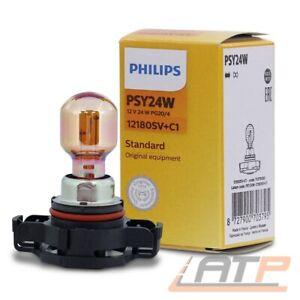 PHILIPS 12V 24W LAMPE SILVER VISION SILVERVISION CHROME PG20 DESIGN BLINKER STK