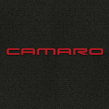 Lloyd Mats Classic Loop Black Front Floor Mats for Chevrolet Camaro 1993 to 2002