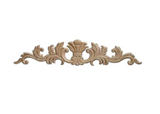 French Provincial Floral and Botanical Medium Flexible Garland Applique