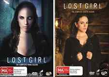 Lost Girl Season 3 & 4 : NEW DVD