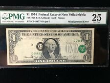 $1 2001 DC Cleveland District Type Note