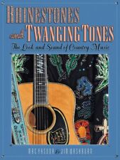 Rhinestones and Twanging Tones - Look and Sound of Country Music Book 000216057