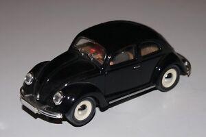 1/32 PINK KAR CV014 VW COCCINELLE NOIRE POUR SCALEXTRIC CARRERA NINCO